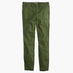 Skinny stretch cargo pant