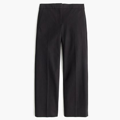 Tall patio pant in bi-stretch cotton