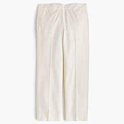 Petite patio pant in bi-stretch cotton