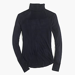 10 percent turtleneck T-shirt