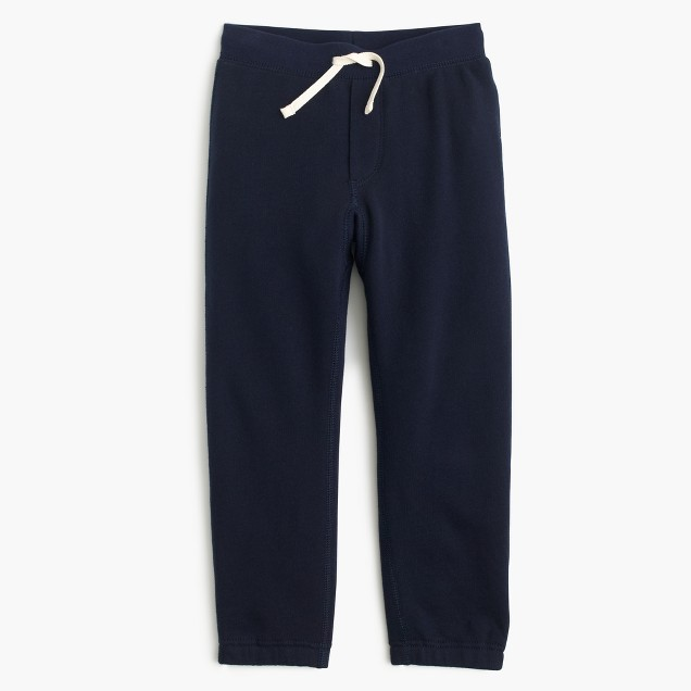 Boys' sweatpant in classic fit