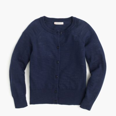 Girls' Caroline cardigan sweater