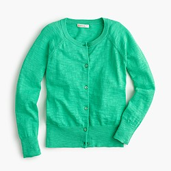 Girls' Caroline cardigan sweater