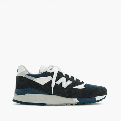 New Balance® for J.Crew 998 midnight moon sneakers