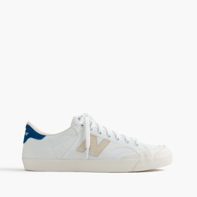 New Balance® Pro Court sneakers in white