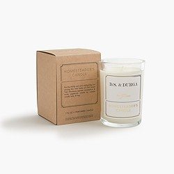 D.S. & Durga for J.Crew Homesteader's candle