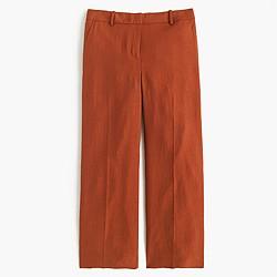 Drapey wide-leg pant