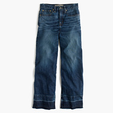 Point Sur wide-leg jean - NEWVILLE WASH