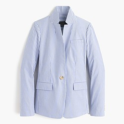 Regent blazer in stripe