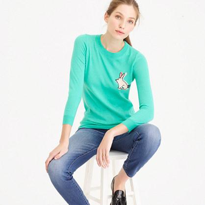 Tippi bunny sweater