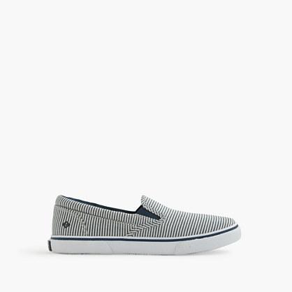 Kids' Sperry® for crewcuts Halyard slip-on sneakers