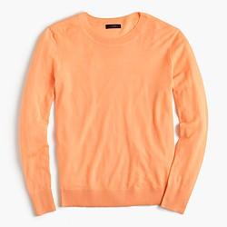 Featherweight merino wool crewneck sweater