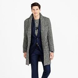 Ludlow topcoat in Italian tweed
