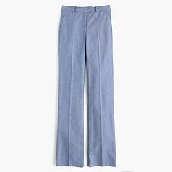 Preston pant in chambray