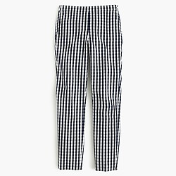 Petite Martie pant in gingham
