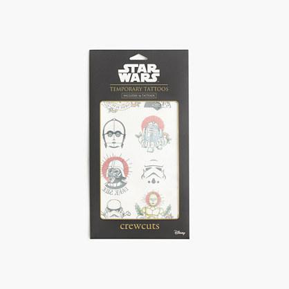 Kids' Star Wars for crewcuts temporary tattoos