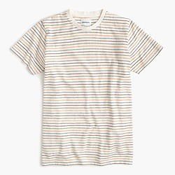 Norse Projects™ Niels mouliné striped shirt