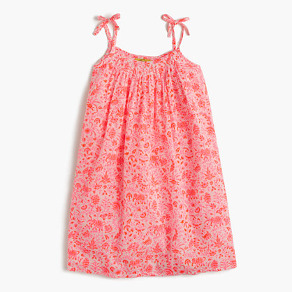 Girls' Roberta Roller Rabbit® elephant print dress
