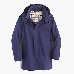 Traditional Weatherwear™ hooded Derby raincoat