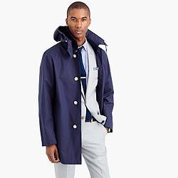 Traditional Weatherwear™ hooded Derby raincoat