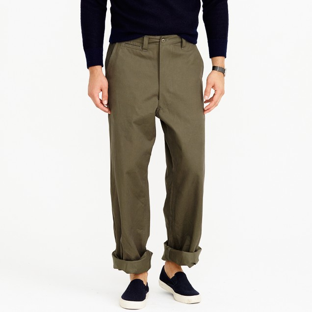 E. Tautz™ field trouser