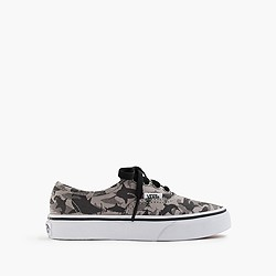 Kids' Vans® Authentic reef sharks sneakers in smaller sizes