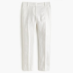 Collection Ludlow pant in Irish linen
