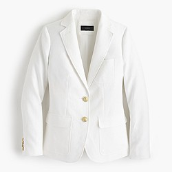 Tall Rhodes blazer in linen