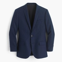 Ludlow suit jacket in Irish linen