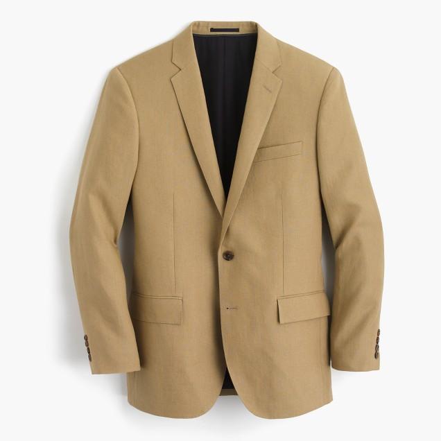 JCrew Ludlow Suit Jacket Pant (Irish linen) + Ludlow Suit Pant