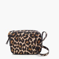 Marlo crossbody bag in leopard
