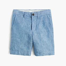 Boys' linen short