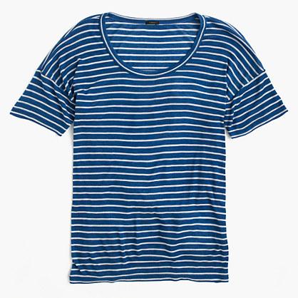 10 percent T-shirt in stripe