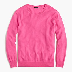 Collection cashmere boyfriend crewneck sweater