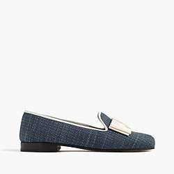 Stubbs & Wootton® raffia slippers