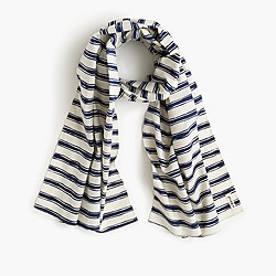The Hill-side® scarf in stripe