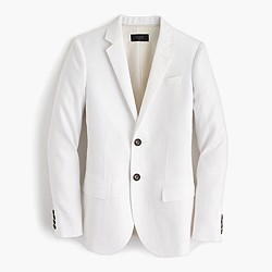 Collection Ludlow blazer in Irish linen