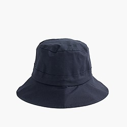 Hancock® for J.Crew waterproof bucket hat