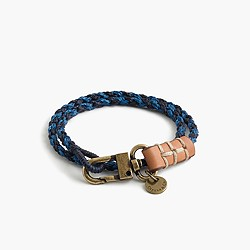 Caputo & Co.™ hand-braided bracelet
