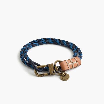 Caputo & Co.™ hand-braided bracelet
