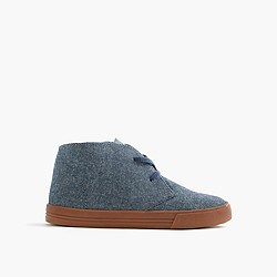 Kids' chambray MacAlister sneakers