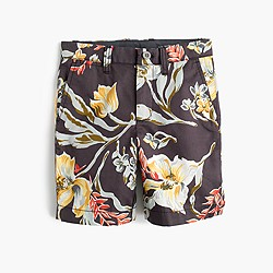 Boys' Stanton short in floral print