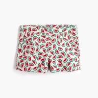 Girls' Frankie short in mini watermelon