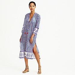 Mixed paisley printed tunic