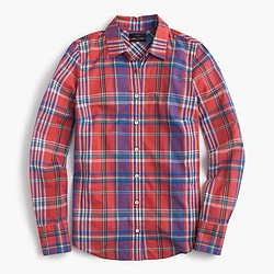Perfect shirt in colorful plaid