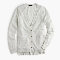 Summerweight cardigan sweater