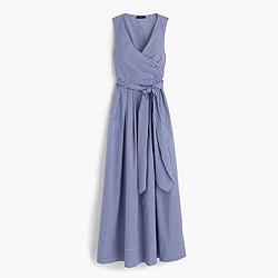 Collection Thomas Mason® for J.Crew gingham dress