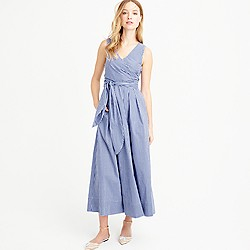 Collection Thomas Mason® for J.Crew gingham dress