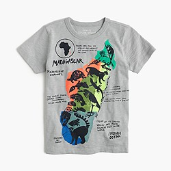 Boys' Madagascar T-shirt