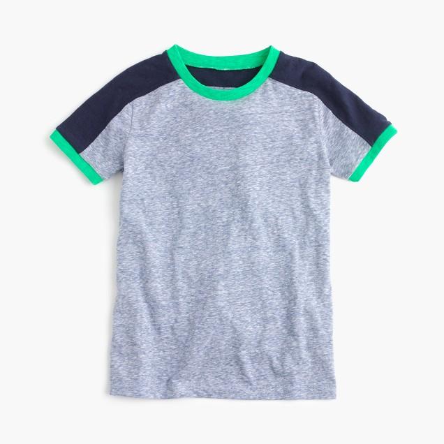 Boys' colorblock T-shirt
